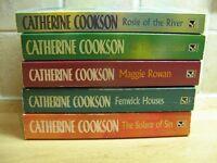 Catherine Cookson paperbacks