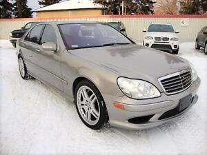 2006 Mercedes-Benz S-Class 5.5L AMG V8 Supercharged