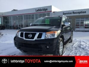 2015 Nissan Armada Platinum Edition TEXT 403.894.7645