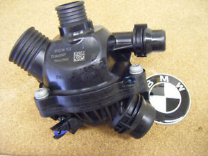 NEW Engine Coolant Thermostat Assembly for BMW 11537549476