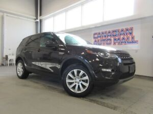 2017 Land Rover Discovery SPORT SE, NAV, ROOF, LEATHER, 40K!