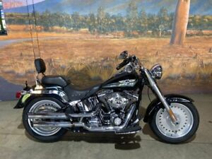 2008 Harley-Davidson FLSTF Fat Boy Brunswick Moreland Area Preview