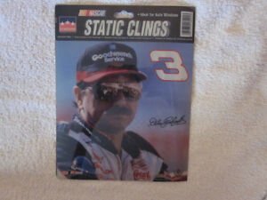 #3 DALE EARNHARDT SR. items
