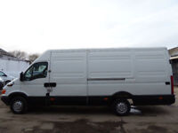 * Finance Me - No VAT * Iveco Daily LWB Extra High Roof - Low Mileage!