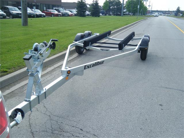 Boat Trailer Wiring >> 4500lb Tandem Axle Boat Trailer | Powerboats & Motorboats | Mississauga / Peel Region | Kijiji