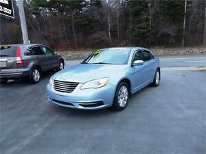 2012 CHRYSLER 200...LOADED! BLUETOOTH PHONE CONNECTIVITY & MORE!