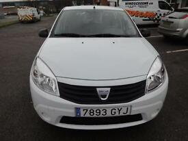 LHD 2010 Dacia Sandero 1.5 DCI 5Door. SPANISH REGISTERED
