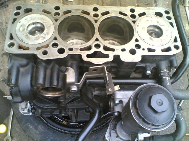 vw golf 5 20l tdi ''BKD'' engine sub assembly