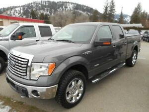 2012 FORD F-150 - Pickup Truck XLT SUPERCREW 5.5-FT