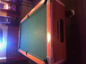 for sale pool table
