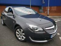 63 VAUXHALL INSIGNIA CDTI SE DIESEL 130 BHP *HALF LEATHER*£30 ROAD TAX*