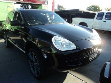 2003 Porsche Cayenne S Black 6 Speed Tiptronic Wagon Burwood Burwood Area Preview