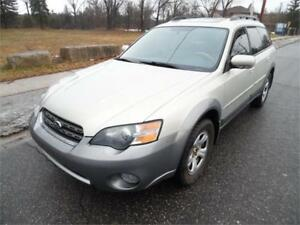 2005 Subaru Outback R VDC, Leather, Loaded , Clean $4450.00