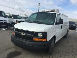2006 Chevrolet Express G3500 - Extended - Reefer