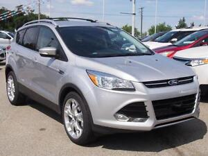 2016 Ford Escape Titanium SUV, Crossover 2.0 2 Wheel Drive