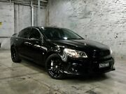 2014 Holden Commodore VF MY14 SS V Redline Black 6 Speed Sports Automatic Sedan Mile End South West Torrens Area Preview
