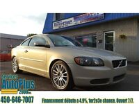 2008 Volvo C70 T5 Convertible Hard Top