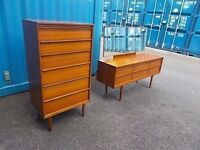 Retro Vintage 1960s Austinsuite Furniture,Can Deliver