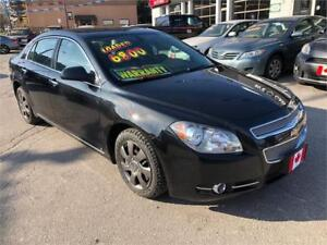 2009 Chevrolet Malibu LTZ BLUETOOTH AUX 2 SETS OF WHEELS...MINT