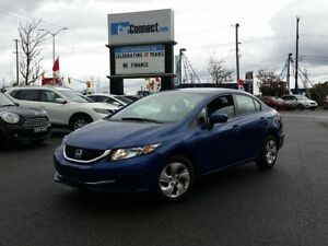 2015 Honda Civic ONLY $19 DOWN $55/WKLY!!