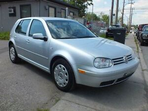 2006 Volkswagen Golf SPORT PKG-ONE OWNER-EXCELLENT SHAPE-5 SPEED