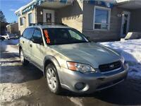 SUBARU OUTBACK WAGON 2006 4x4 FORESTER ACCORD CAMRY