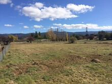 1578 m2 buiding block 45 min from Canberra. Isaacs Woden Valley Preview
