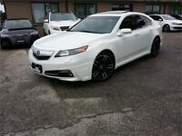 2013 Acura TL w/Tech Pkg Oakville / Halton Region Toronto (GTA) Preview
