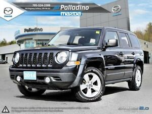 2014 Jeep Patriot Sport- DRIVE SAFELY IN ANY WEATHER CONDITIONS