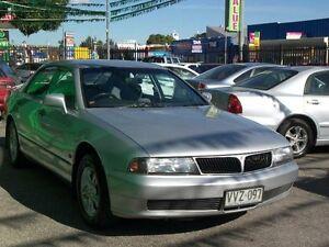 1996 Mitsubishi Magna TH Altera Silver Automatic Sedan Nailsworth Prospect Area Preview