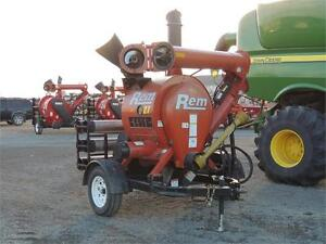 2009 REM 2700 Grain Vac - Excellent Condition