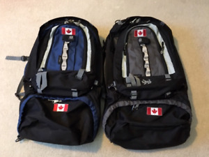 1daf8c88f7 OUTBOUND 65L and 75L backpacks with zip off day pack for sale