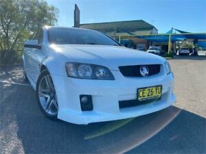 2010 Holden Commodore VE MY10 SV6 Sportwagon White 6 Speed Sports Automatic Wagon Mount Druitt Blacktown Area Preview