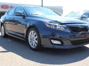 2014 Kia Optima EX, DUAL SUNROOF, BACKUP CAM, HEATED SEATS, BUTT