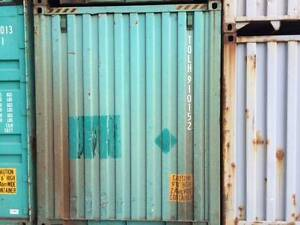 "Shipping Containers 40 foot in length 9'6"" high, 2 pallet wide Brooklyn Brimbank Area Preview"