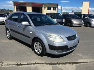 2006 Kia Rio Manual Silver 5 Speed Manual Hatchback Arundel Gold Coast City Preview