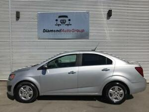 2012 Chevrolet Sonic LT| FREE OF ACCIDENT