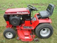 Wheelhorse 518H / 520H old Garden tractor WANTED any condition.