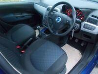 FIAT GRANDE PUNTO 1.2 ACTIVE 8V 5d 65 BHP (blue) 2007