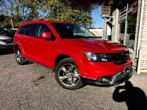2018 Dodge Journey Crossroad AWD 3.6L V6 7 PASSAGERS