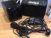 Drobo DR04D-D 4 Bay USB 2.0 / Firewire Storage Array