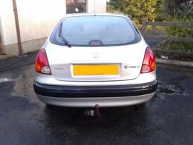 Toyota corolla tow bar (off the car and ready to go)... D4D VVTi