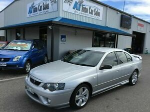 2007 Ford Falcon BF MkII 07 Upgrade XR6 Silver 4 Speed Auto Seq Sportshift Sedan Port Adelaide Port Adelaide Area Preview