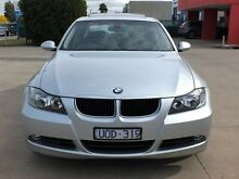 2007 BMW 320i  Silver Automatic Sedan Point Cook Wyndham Area Preview