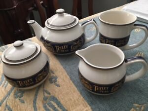Tetley Tea Set