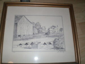 Peter Etril Snyder signed print