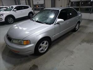 1998 ACURA EL SPORT--1.6L 4 CYL-EXCELLENT SHAPE IN AND OUT