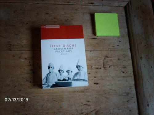 Buch Großmama packt aus Roman von Irene Dische