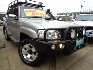 2014 Nissan Patrol Y61 GU 9 ST Titanium Silver 4 Speed Automatic Wagon Enfield Port Adelaide Area Preview