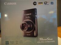 Appareil photo compact Canon Elph 340 HS